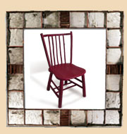 Spindleback Kitchen Chair GRTC7